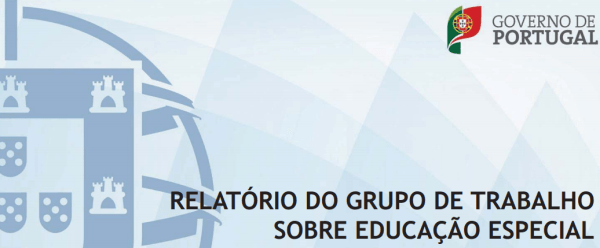 Relatório do Grupo de Trabalho sobre Educação Especial